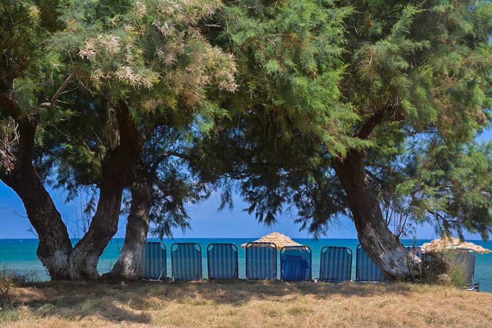 korfalonas beach